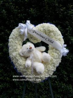 Angel in heaven Heart