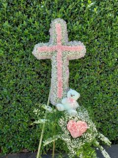 Sweet and blush Cross