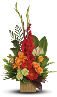 Heart\'s Companion Bouquet